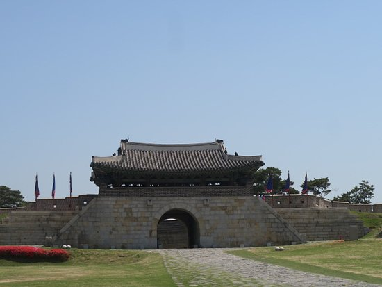Changryongmun Gate