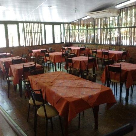 Ambiente Interno salão 1