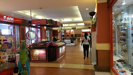 Galleria Shopping Mall: Inside the mall
