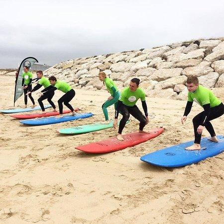 Лучшие уроки серфинга
