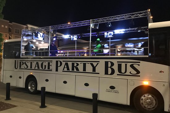 Upstage Party Bus