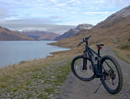 Mallaig E-Bike Hire