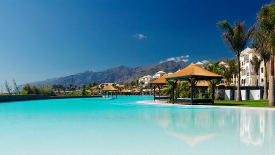 Gran Melia Palacio De Isora, hoteles en Tenerife