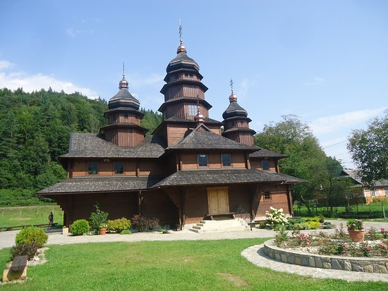 St Elias Wooden Church