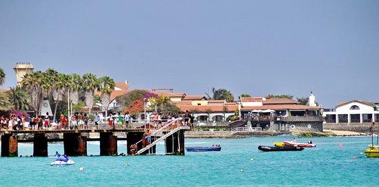 Visit Sal Island, Visit Cabo Verde! Check the Pier in Santa maria!