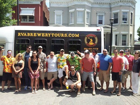Richmond Brewery Tours