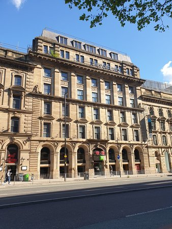 Very comfortable stay in city centre