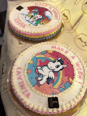 Torte compleanno Dulcis In Fundo