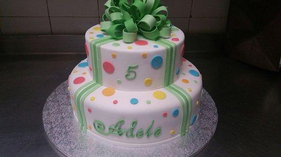 Torta Compleanno Dulcis In Fundo