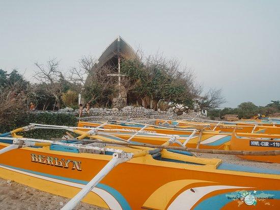 Badoc, الفلبين: Chapel