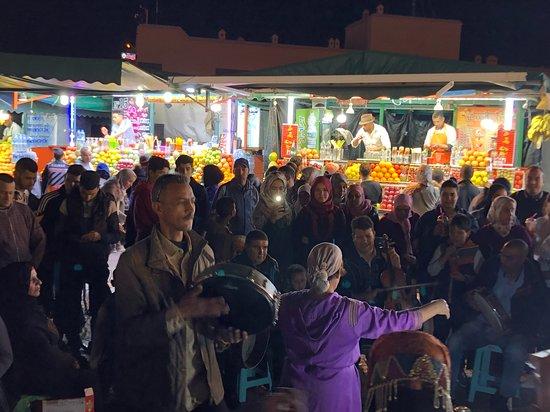 12 Days Morocco Cultural Tour: Marrakech.