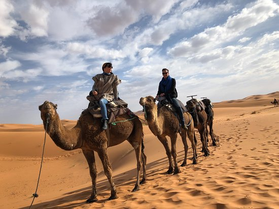 12 Days Morocco Cultural Tour: Traveling the Sahara.