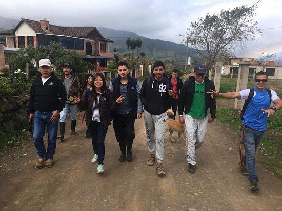 Pasto, Κολομβία: senderismo