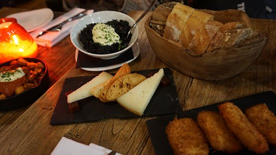 Camino King's Cross: Some of the tapas we had