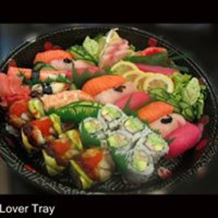 Sino 1 Chinese and Sushi Restaurant: Lover Tray.