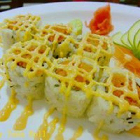Sino 1 Chinese and Sushi Restaurant: spicy tuna roll