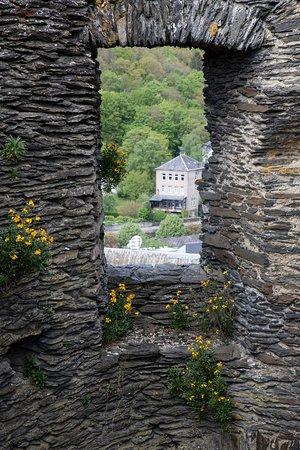 Chateau Feodal: Window