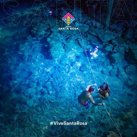 Cenote Santa Rosa