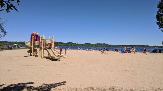 Wabasis Lake Park