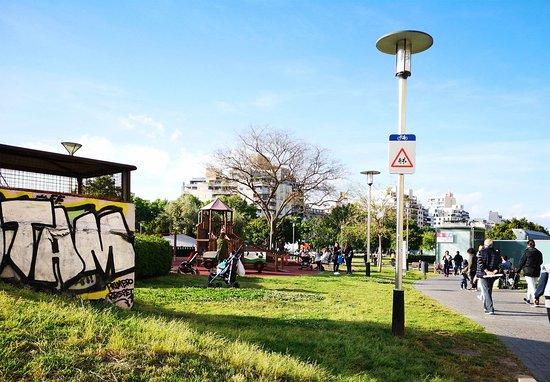 Parque de las Estaciones: park
