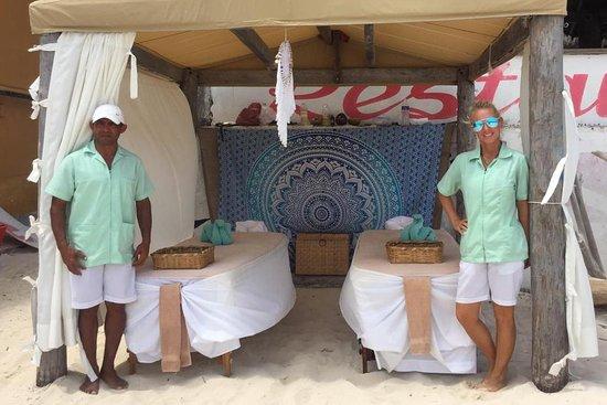 Spalmeras masajes Puerto Morelos