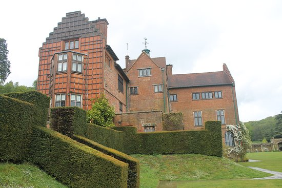 Westerham, UK: Outside Chartwell