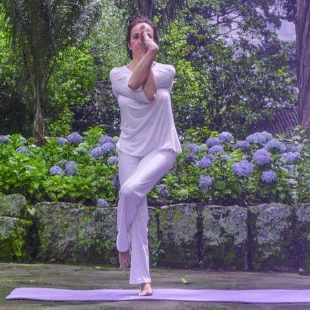 Maria Victoria Mejia - Yoga Therapy