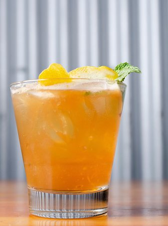 Our most popular cocktail, the famous Mr. Tea