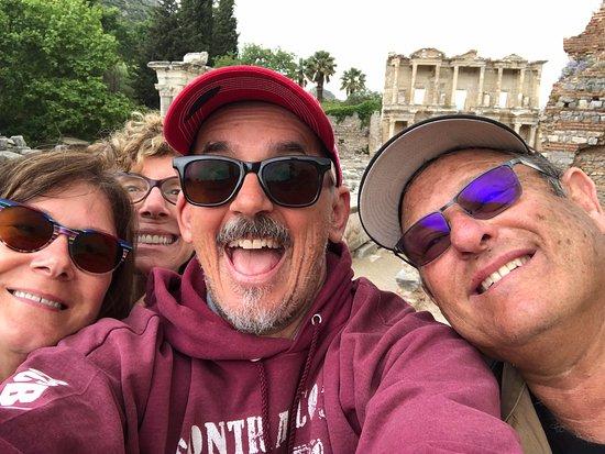 PRIVATE TOUR: Best of Ephesus Tours: Happy Travelers