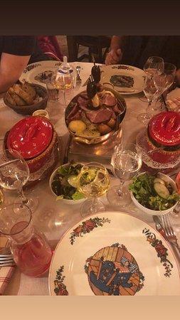 Un dîner parfait !