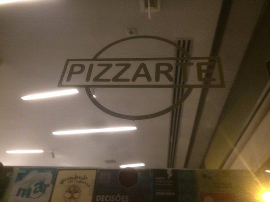 Pizzaria Pizzarte: Pizzarte