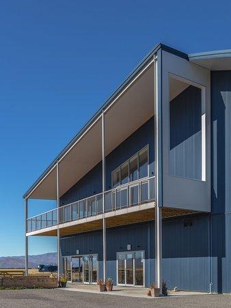 Entrance - Picture of Pukaki Air Lodge, Twizel - Tripadvisor