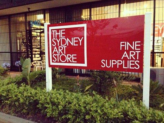 The Sydney Art Store