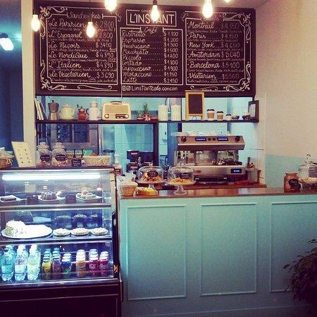 L'Instant Café en Concon.