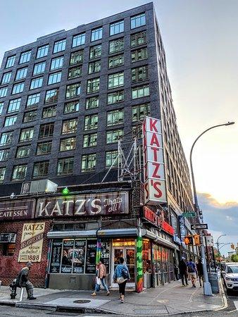 Katz's Deli: A Must See!