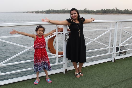 4-Day 3-Night Nile Cruise from Aswan to Luxor: top floor