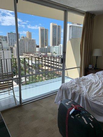 1. Station Hawaiiurlaub Zimmer mit Aussicht