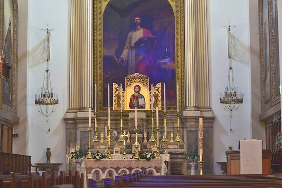 Aziz Yuhanna Katolik Katedral Bazilikası