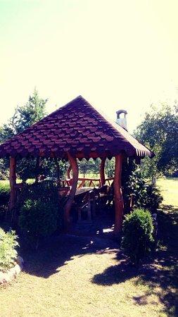 Kapciamiestis, ليتوانيا: Kaimo turizmo sodybos, pirties, kubilo nuoma. +37062300820 www.pinciukobaidares.lt