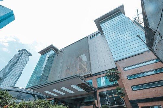 Window View - Picture of Capital O 203 Prasada Mansion Sudirman, Jakarta - Tripadvisor