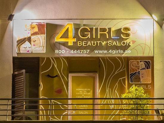 4 Girls Beauty Salon