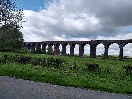 Historic Gretton Viaduct
