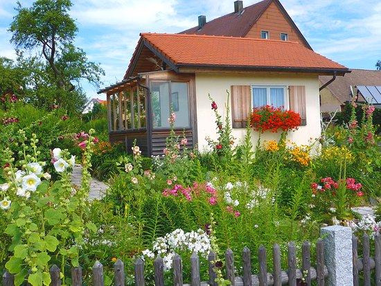 Konnersreuth, ألمانيا: Garten der stigmatisierten Theres Neumann