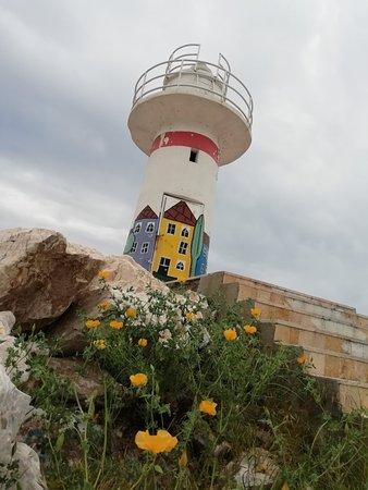 Ayvacik, Turquie : Kucukkuyu Deniz Feneri