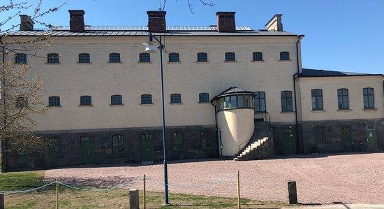 Kronohaktet Karlskrona Sverige Omdomen Och