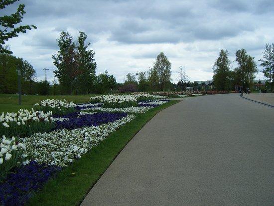 Gärten der Welt: park