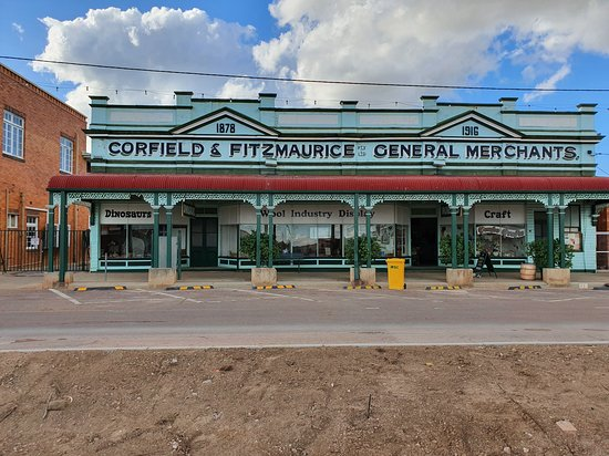 Corfield & Fitzmaurice General Merchants
