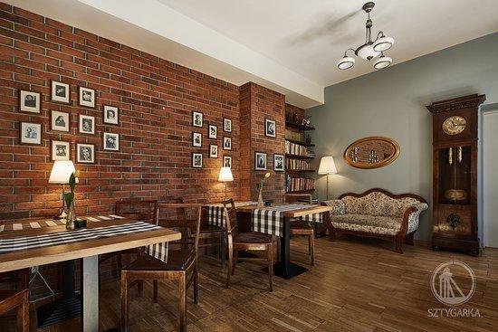 Kawiarnia Pod Wieżą Cafe : Kawiarnia Pod Wieżą