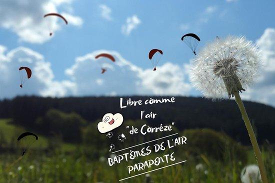 """Libre comme l'air """"de Corrèze"""""""
