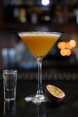 Cocktails at Alma de Cuba
